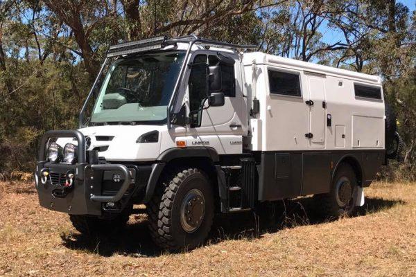 NEW UNIMOG U430 Explorer