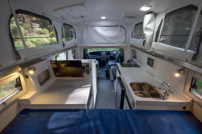 Earthcruiser Australia Expedition Motorhome Camper Van