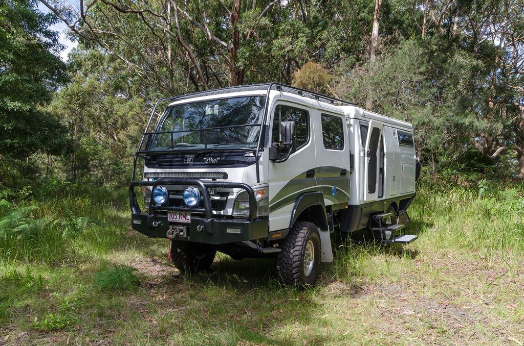Pete Kirsty S Earthcruiser Earthcruiser Australia
