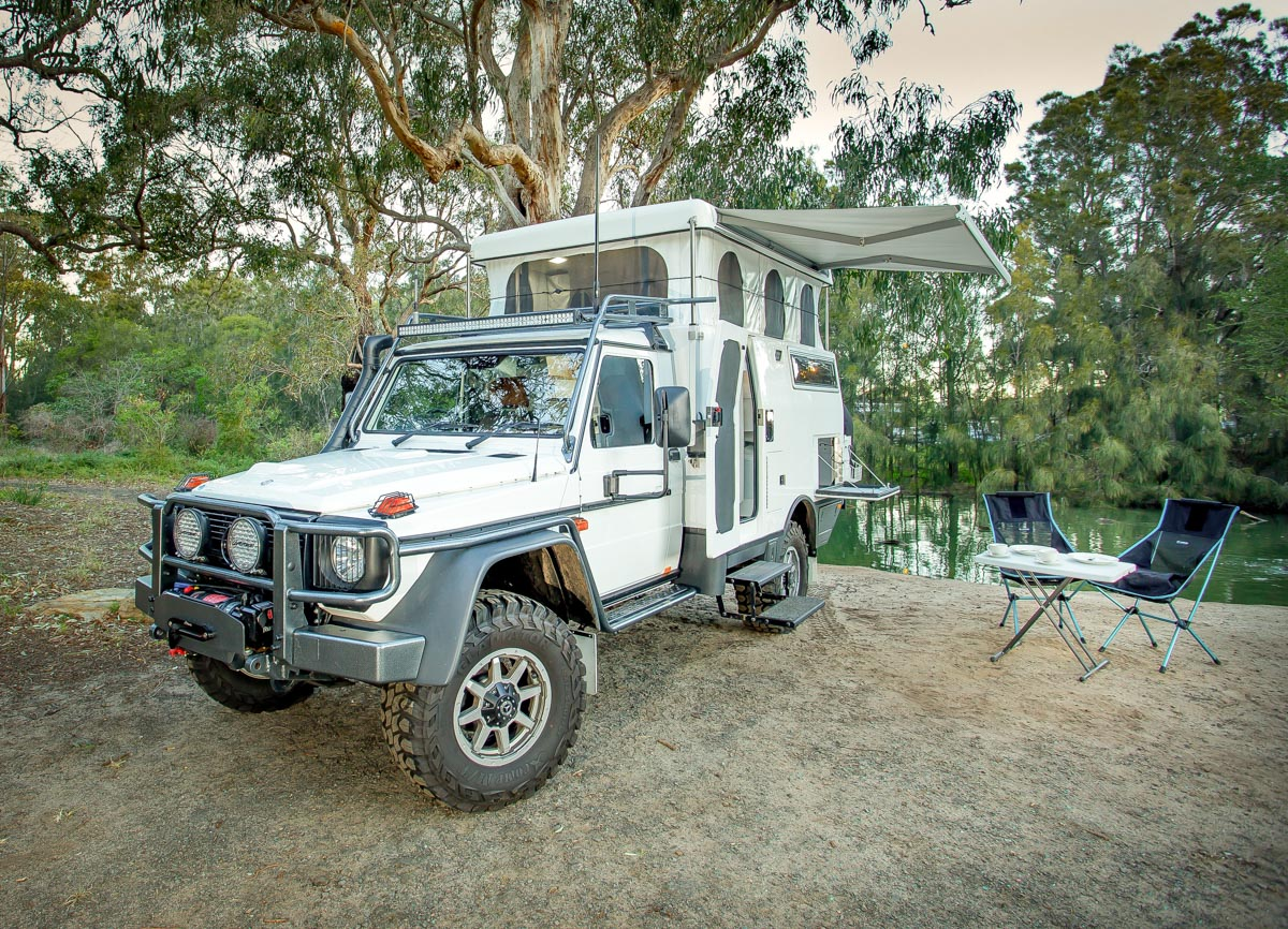 Earthcruiser - Achieving the Unexpected - EarthCruiser Australia