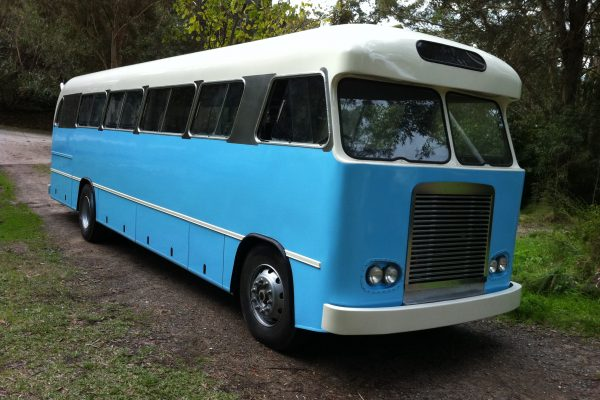 Professionally Refurbished Bus