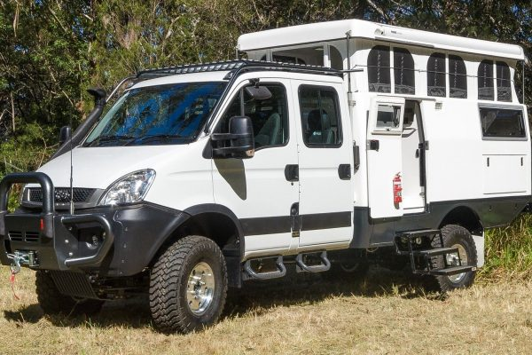 Dual-Cab Expedition Earthcruiser